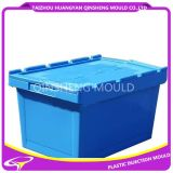 Plastic Injection Flip Turnover Box Mould