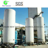 0.8MPa Working Pressure LC2h4 Liquid Storage Tank for Transportation