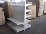 High Quality Double Sided Supermarket Shelf with Price Tag