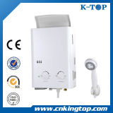 Stainless Steel Panel Gas Water Heater