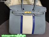 Manufacturer Women Fashion Bags Blue Lizards Package