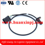 Forklift Spare Part Motor Encoder with 35mm Length