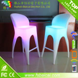 Superior Walmart Supplied PE Long Time LED Counter Stool