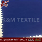 Waterproof Outdoor 100% Polyester Pongee Fabric with Sliver Pearl Membrane