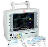 """ISO, Ce, FDA USA Approval 10.4"""" Fetal Mother Monitor (FM-10A Plus)"""