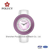 Fashion Lady Watch with Diamond