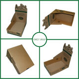 Small Fashion Brown Paper Display Box Wholesale