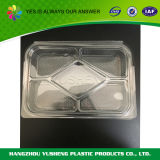 China Wholesale Disposable Clear Plastic Storage Box with Dividers