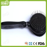 Plastic Handle Dog Brush