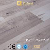 HDF Walnut Maple Parquet Vinyl Plank Wood Wooden Laminated Laminate Flooring
