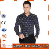 New Design 100%Cotton Business Formal Dress Shirts with Long Sleeve