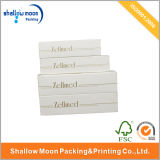 White Gola Skin Care Paper Packaging Box (QY150015)