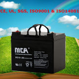 Deep Cycle Battery 12V Grid Battery Storage Systems 33ah