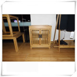 New Style Bamboo Shoe Cabinet for Living Room