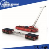 Warehouse Transportation Tools Cargo Trolley 3 Ton Moving Trolley