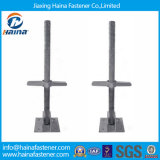 Swivel Base Jack, Solid Screw Jack Base for Scaffolding