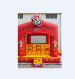 China Professional High Quality Tiger Inflatable Bouncer