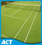 Green Artificial Grass for Tennis Court SF13W6