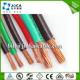 Black/Red/Green Building Wire 600V AWG 10AWG/12AWG/14AWG Thhn Cable