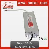 150W 36VDC Constant Current LED Driver LED Switching Power Supply