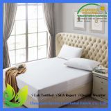 Single Double King Size Plastic Bed Sheet Mattress Fitted Cover Water Protector