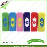 Unique Design Business Gift Plastic USB Lighter Rechargeable Cigarette Lighter