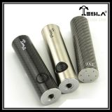 Tesla One Battery 1800mAh Tesla One Sub Mod 100W Carbon Fiber Box Mods