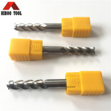 Wholesale HRC45 Aluminum Carbide Endmill Cutter