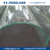 OEM Large Size Super Full Curved Tempered Glass Building Curtain Wall Best Quality
