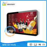 55 Inch LCD Advertising Display Player with USB SD Card (MW-551AVS)