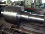 Steel 4140 42CrMo4forging Steel Shaft Axle