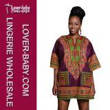 Woman New African Dashiki Dresses (L28068-1)