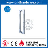 SS316 Decorative Hardware Square Couple Pull Handle with UL Certificated (DDPH015)