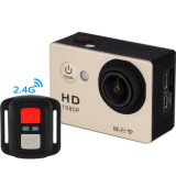 Waterproof Remote Control Sport DV WiFi Sport Camera Action Camera