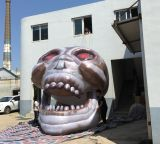 New Products Halloween Skull Inflatable Product for Halloween Decoration