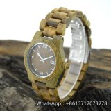 New Environmental Protection Japan Movement Wooden Fashion Watch Bg147