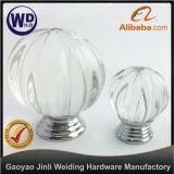 Crystal Furniture Glass Knob Gk-001-L