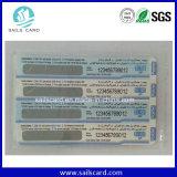 PVC or Paper Scratch Card