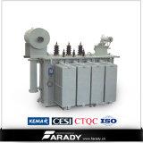 3 Phase 250kVA Power Electric Distribution Onan Transformers Dyn11