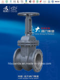 GOST cast steel wedge gate valve Z41H-16C PN16