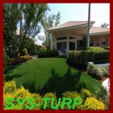 Memory Effect Artificial Grass for Home Green Decoration