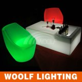 Modern Indoor and Outdoor LED Illuminated Furniture
