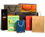 Paper Shopping Bag Printing Service (jhy-066)