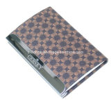 promotional Gift Leather Business Card Holder