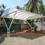 10mm White Polycarbonate Hollow Sheet for Sunshade