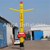 Inflatable Air Carwash Man of Sky Dancer