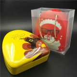 New Arrival Decorated Christmas Tin Box Cookie Candy Gift Box (T003-V9)