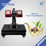 CE Approval large format manual rosin heat press