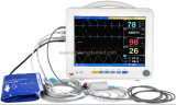 Ce Approved Hospital 12.1 Inch Portable Multi-Parameter Patient Monitor
