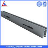 Extruded Aluminium/Aluminum Extrusion Silver Anodized